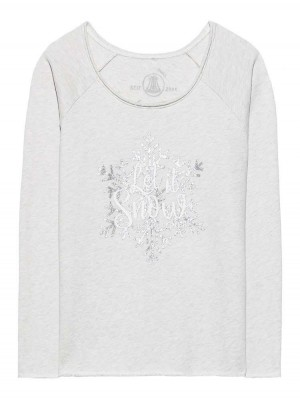 Herrlicher Chrisann Sweatshirt aus der Christmas Collection