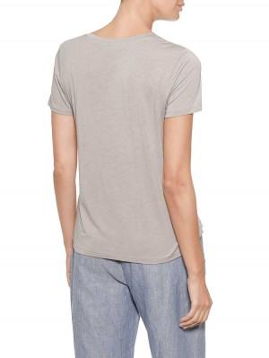 Herrlicher Joye Viskose T-Shirt