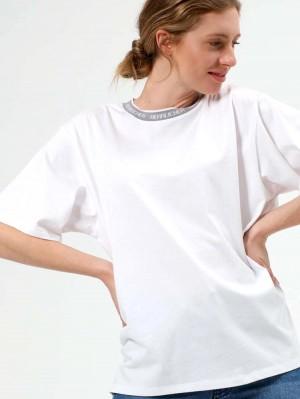 Herrlicher Callen Oversize T-Shirt