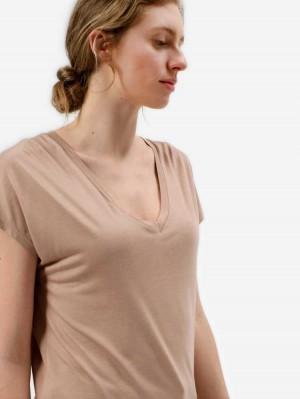 Herrlicher Cerys T-Shirt aus Viskose