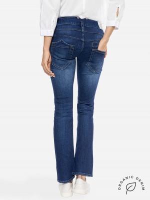 Herrlicher Pitch Straight Jeans aus Bio-Baumwolle