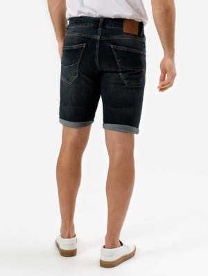 Herrlicher Tyler Tap Stretch Jeansshorts