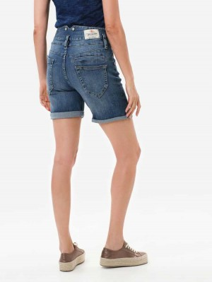 Herrlicher Pitch Kurze Jeans Shorts
