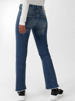 Herrlicher Baby Cropped Bootcut Jeans mit Cashmere Touch