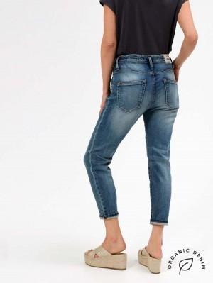 Herrlicher Shyra Cropped Jeans mit Bio-Baumwolle