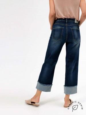 Herrlicher Mäze Jeans mit Bio Baumwolle
