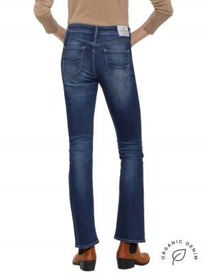 Herrlicher Super G Bootcut Jeans mit Bio-Baumwolle