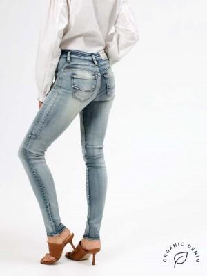 Herrlicher Sharp Jeans mit Bio-Baumwolle