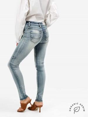 Herrlicher Sharp Jeans aus Bio-Baumwolle