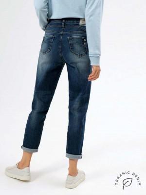 Herrlicher Piper HI Conic Jeans mit Bio-Baumwolle