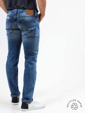 Herrlicher Hero Stretch Jeans mit recycelter Baumwolle