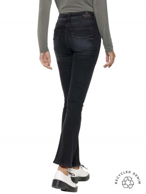 Herrlicher Super G Straight Jeans mit recycelter Baumwolle