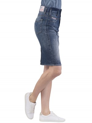 Herrlicher Raya Skirt Denim Stretch Rock