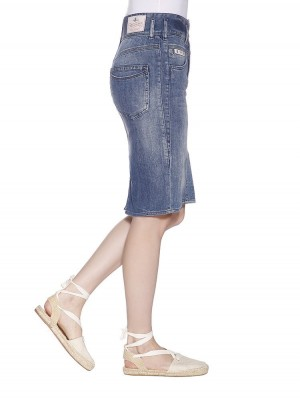 Herrlicher Raya Denim Stretch Rock