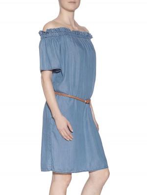 Herrlicher Clarina Tencel Kleid
