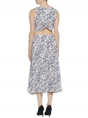 Herrlicher Kayleen Viscose printed Kleid