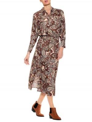 Herrlicher Diane Kleid mit Paisley-Muster