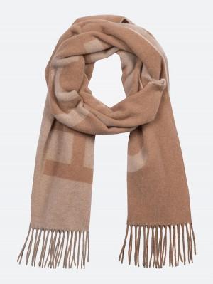 Herrlicher Frika Schal aus Wolle