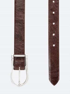 Herrlicher Linani Ledergürtel im Vintage-Look