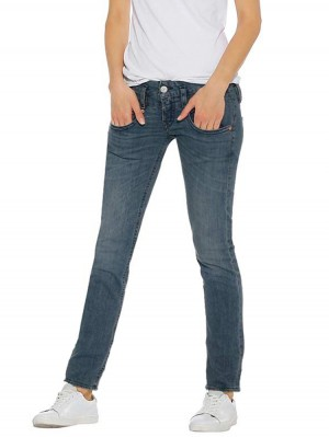 Herrlicher Pitch Straight Stretch Jeans