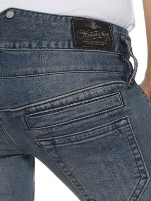 Herrlicher Pitch Straight Stretch Jeans