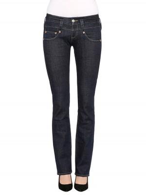 Herrlicher Pitch Denim Stretch Jeans dunkelblau vorne
