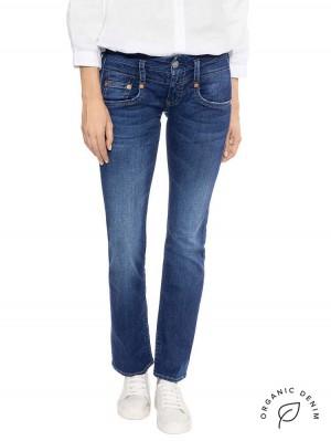 Herrlicher Pitch Straight Jeans mit Bio-Baumwolle