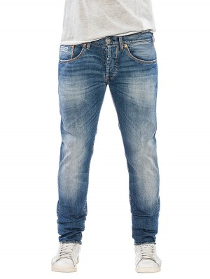Herrlicher Trade Denim Comfort Herren Jeans Farbe  raising sun
