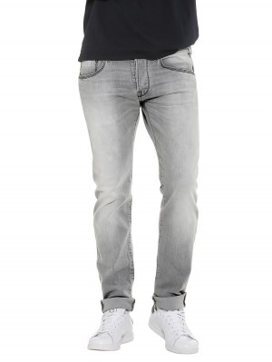 Herrlicher Trade Denim Black Comfort + Jeans