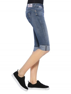 Herrlicher Piper Short Denim Stretch Jeans