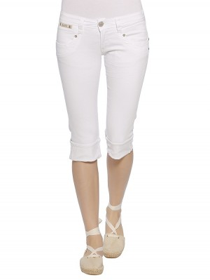 Herrlicher Piper Short Drill Stretch Jeans