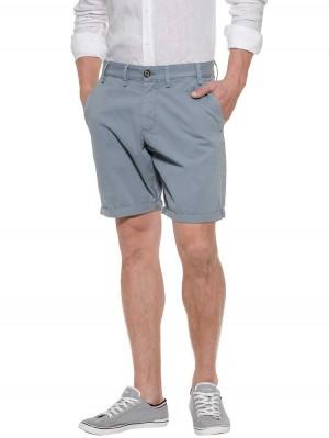 Herrlicher Iver Shorts aus Baumwolle