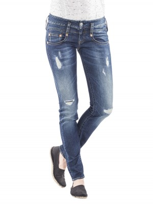 Herrlicher Pitch Slim Denim Stretch Jeans