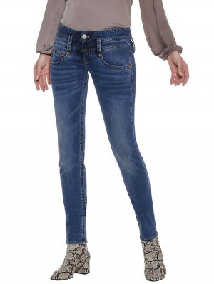 Herrlicher Pitch Slim Winter Jeans