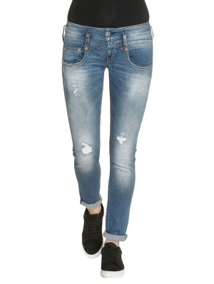 Herrlicher Pitch Slim Denim Powerstretch Jeans sale 30%
