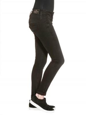 Herrlicher Pitch Slim Denim Black Stretch Jeans