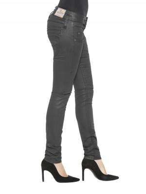 Herrlicher Pitch Slim Jeans beschichtet