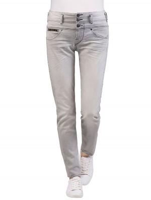 Herrlicher Raya Boyfriend Jeans hellgrau vorne