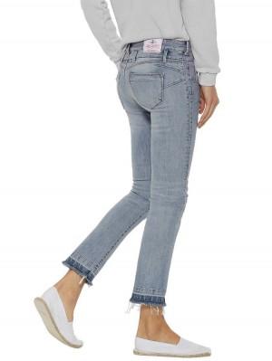 Herrlicher Baby Croppped Stretch Jeans