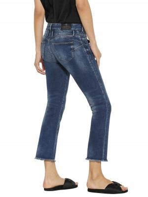 Herrlicher Baby Cropped Powerstretch Jeans