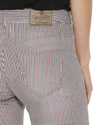 Herrlicher Baby Cropped Twill Hose mit Streifen