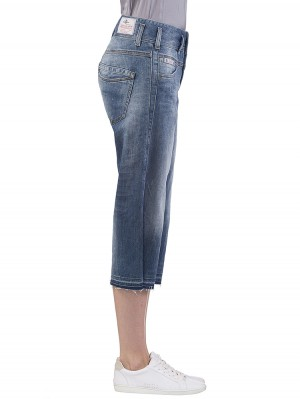 Herrlicher Raya Cropped Denim Stretch Jeans