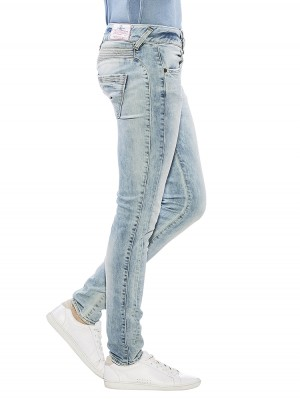 Herrlicher Mora Slim Denim Comfort + Jeans