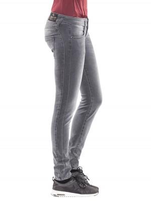 Herrlicher Mora Slim Denim Black Stretch Jeans