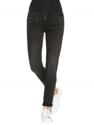 Herrlicher Mora Slim Denim Black Stretch Jeans Vorne