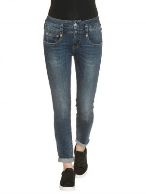 Herrlicher Pitch Mom Boyfriend Jeans Damen genuine