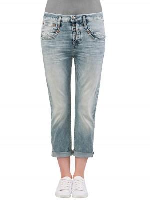 Herrlicher Shyra Cropped Denim Comfort + Jeans