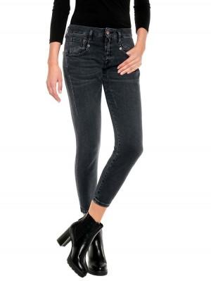 Herrlicher Shyra Cropped Cashmere Touch Jeans