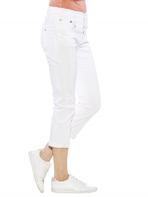 Herrlicher Shyra Cropped Drill Stretch Hose