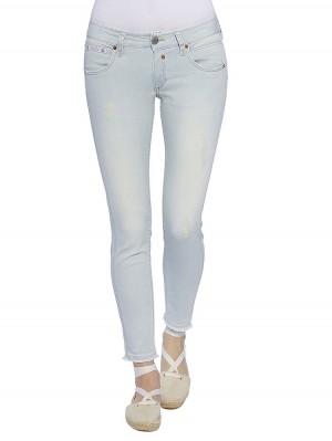 Herrlicher Touch Cropped Damen Jeans vorne